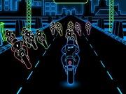 3D Neon Bike Racing