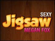 Sexy Jigsaw Megan Fox