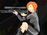 Foxy Sniper
