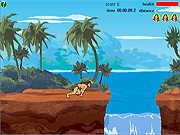 Tarzan and Jane - Jungle Jump