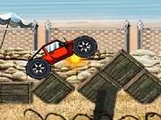 Beach Buggy Stunts Drive