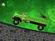 Ben 10 Aliens Truck Drive