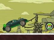 Ben 10 Car Rush