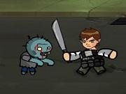 Ben 10 Vs Zombies Action 2