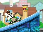 Ben10 Skate Champ