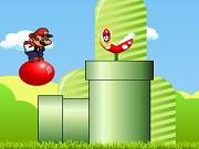 Bouncing Mario Adventure