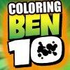 Coloring Ben Ten