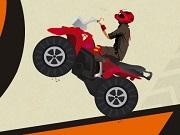 Crazy ATV Stunts Ride