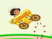 Dora Fairy Cart Wheels Ride