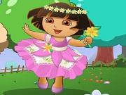 Dora Flower World Adventure
