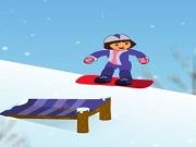 Dora Snow Skating