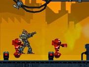 Extreme Robots War
