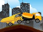 Heavy Truck Racing