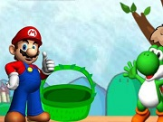 Mario And Yoshi's Eggs 2