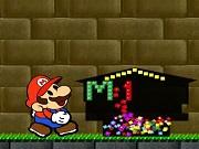 Mario Crystal Cave Escape