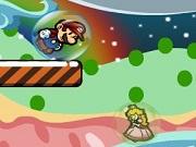 Mario Find Princess