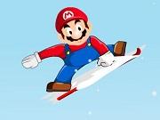 Mario Ice Skating Fun 2