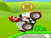 Mario Mini Car Drive