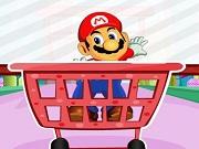 Mario Shopping Trolley