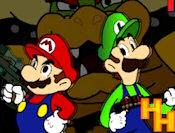 Super Mario Rambo Bros