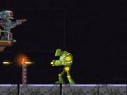 Maxx The Robot Action