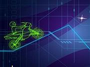 Neon World Biker