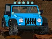 Off Road Jeep Hazard