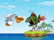 Pelican Fish Catch