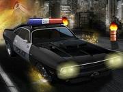 Police Car Rush