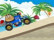 Pou Beach Rider