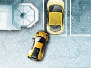Snow Car Parking