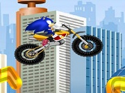 Sonic Crazy Riding