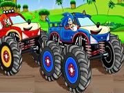 Sonic Truck War
