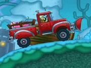 Spongebobs Snow Plow