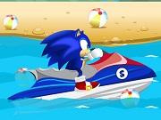Super Sonic Ski Jet
