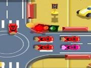 Toy Cars Traffic Control