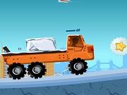 Transport Melting Ice