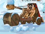 Winter Wars Catapult