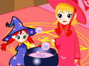 Witch Room Decorate