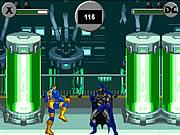 X-Men vs Justice League